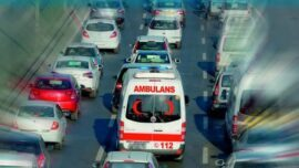 112 Ambulans İleri Sürüş Teknikleri Eğitimi