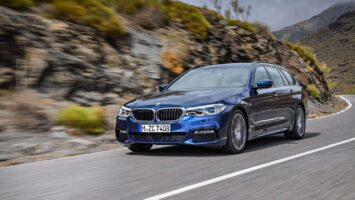 2018 BMW 5 Serisi Touring