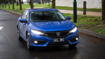 Honda Civic Sedan RS