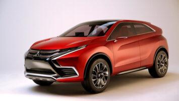 Mitsubishi'nin yeni nesil kompakt SUV otomobili 'Eclipse Cross'