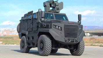 TSK'nın yeni zırhlı aracı: Hızır 4×4