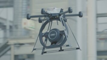 Otomobil üretiminde 'Drone' dönemi