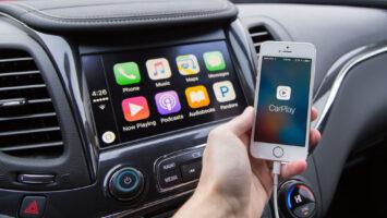 CarPlay kablosuz olacak