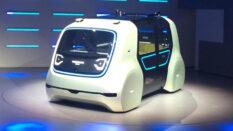 Volkswagen'in sürücüsüz otomobil konsepti: Sedric