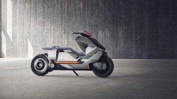 BMW'nin Yeni Konsept Motosikleti