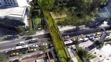 """İstanbul'a """"Ekolojik Yaya Köprüsü"""" Yapılacak"""