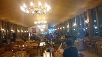 Aydın Kuyucak'ta Kuzu Kebabı; Obam Restaurant