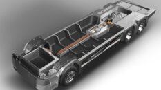 Scania 'Kompozit' ile Ağırlığı Yüzde 40 Düşürüyor