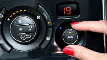 Araçlarda Klima Kullanımına Dikkat