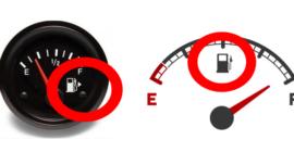 Araçların yakıt deposu ne taraftadır?